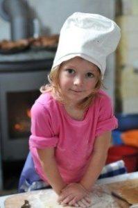 Kochkurs Kindergeburtsag als Chefkoch