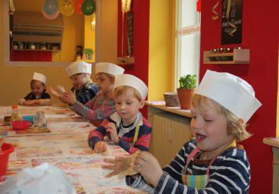 Kinder Kochkurse