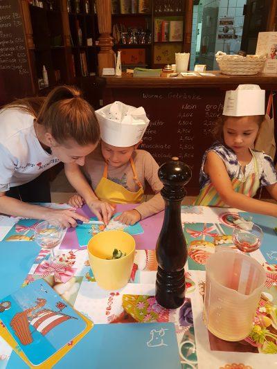 Kochkurse für Kinder