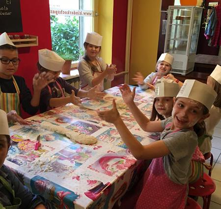 Kochkurs für Eltern und Kinder Berlin