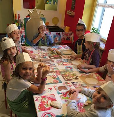Eltern-Kind-Kochkurs