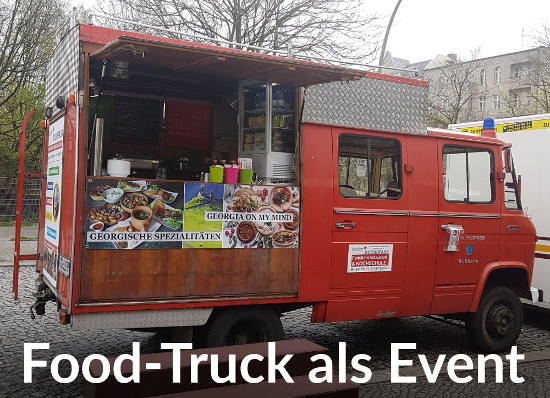 Foot Truck Eventlocation