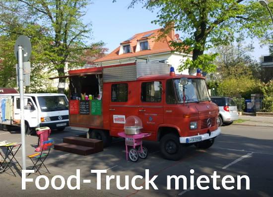 Foot Truck Kindergeburtstag