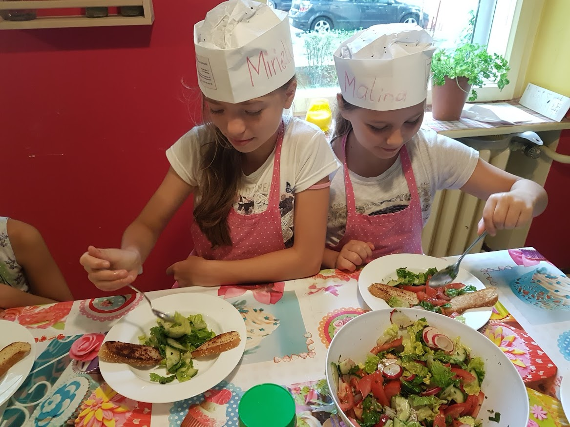 Kinder Kochkurse kindergeburtstag