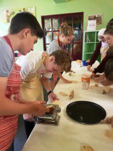 Kochkurs für Jugendliche