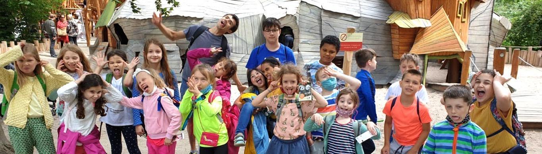 Feriencamp Kinder KOCHSPASS