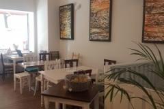Cafe-Bereich