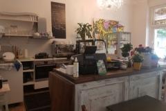 Cafe-Tresen