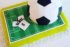 Torte Ronaldo Fussball
