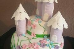 Torte Schloss
