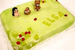 Torte Wiese